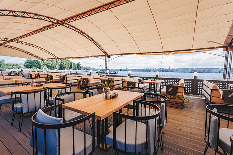 Панорамный ресторан «Речной»