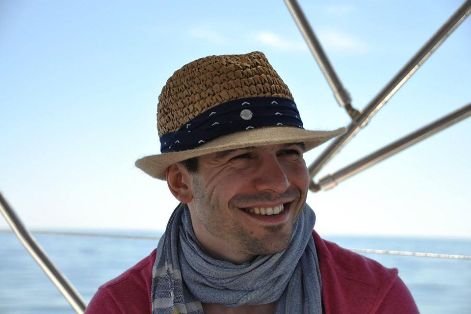 Роман Суринов, гендиректор ЗАО «АГЕНТ.РУ»