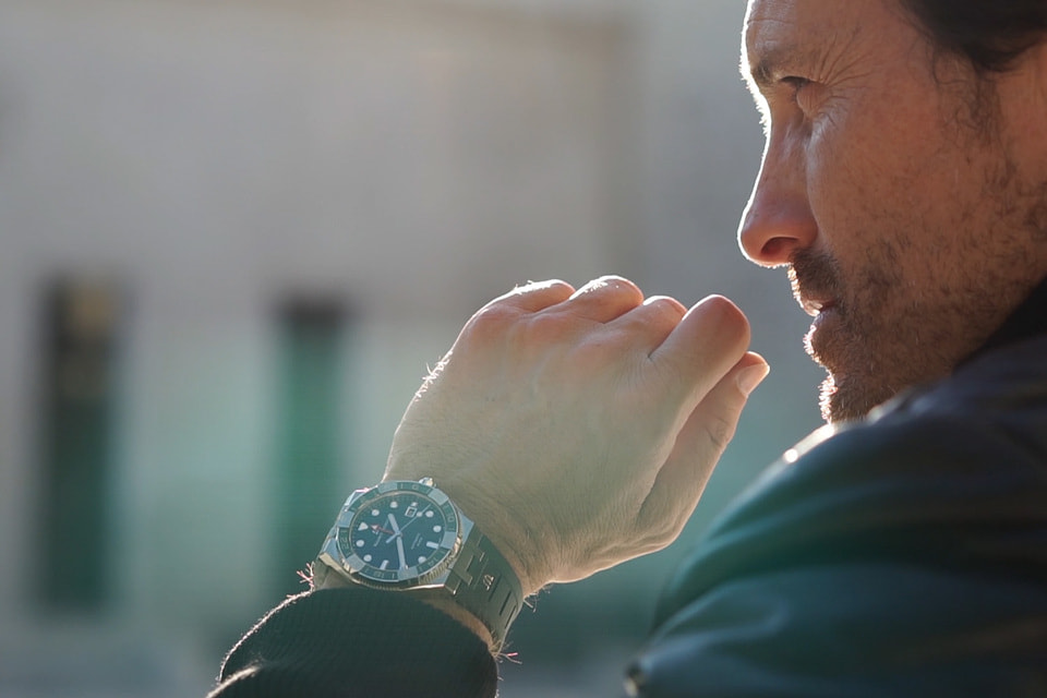 Aikon Venturer GMT – первые часы в коллекции Aikon с индикатором времени во втором часовом поясе