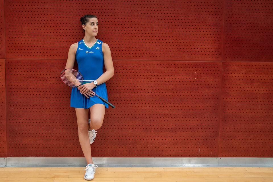 Каролина Марин, чемпионка мира и золотая медалистка Олимпийских игр – новая посланница марки