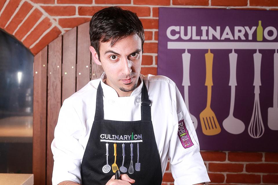 Джованни Филипонне — шеф-повар CulinaryOn