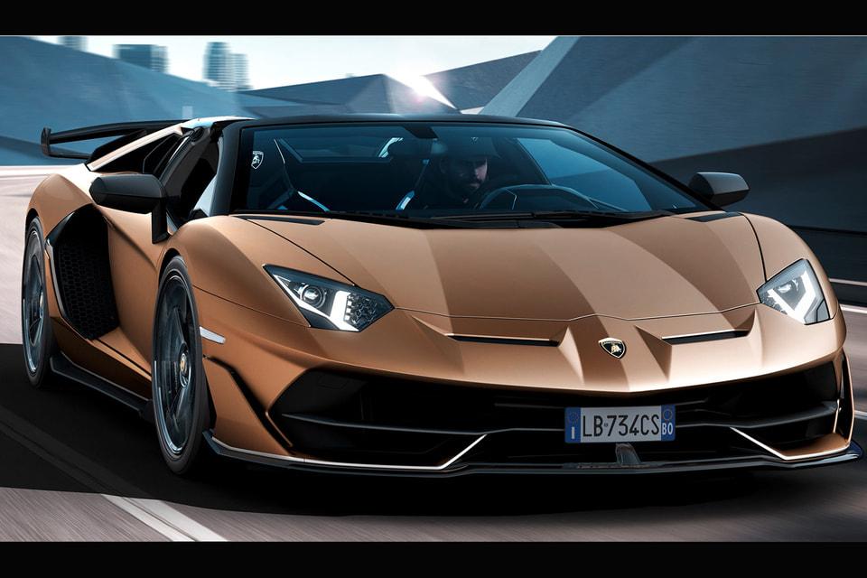 Для Lamborghini 2020 год стал самым прибыльным за всю историю
