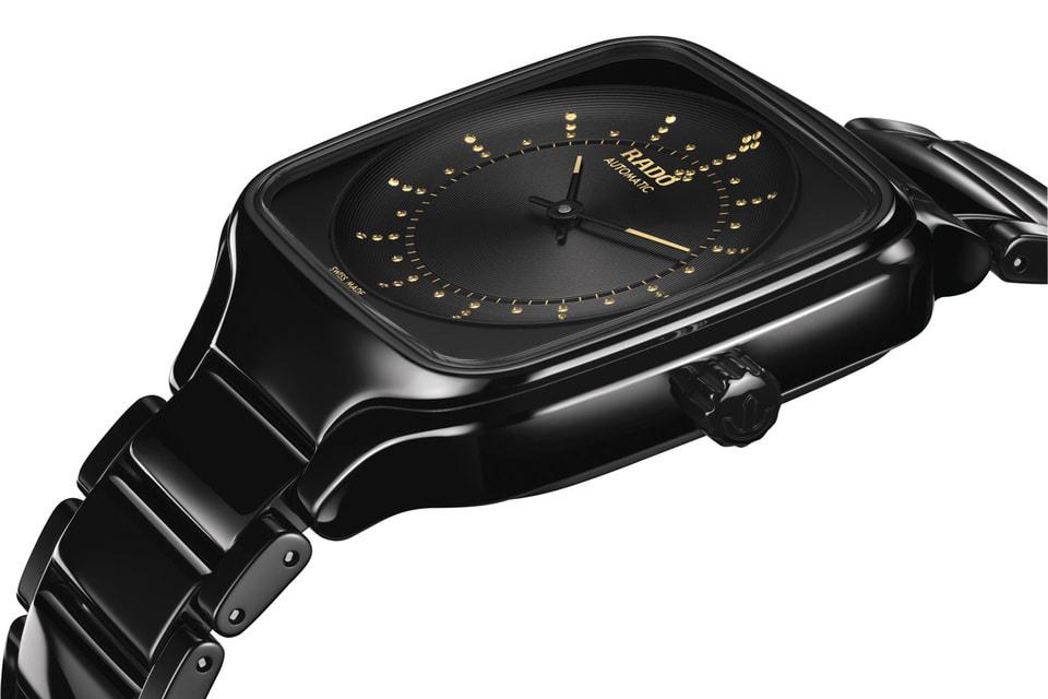 В основу дизайна циферблата часов Rado True Square x Yuan Youmin легла идея традиционных весов, которые китайцы использовали более двух тысяч лет