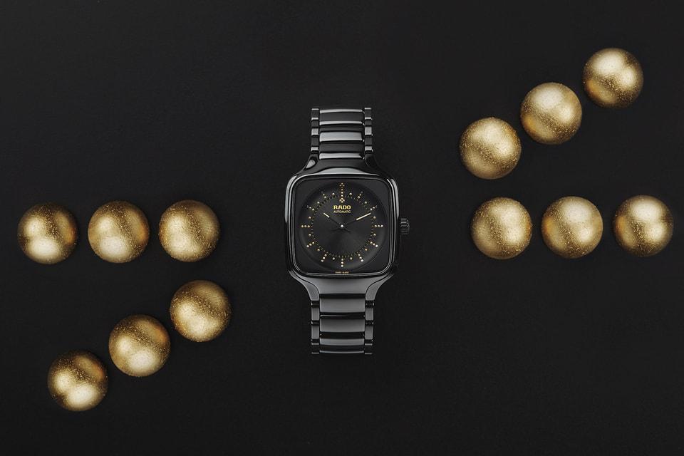 Эти часы Rado созданы в соавторстве с Юанем Юминем, профессором Китайской академии искусства и директором Китайского музея дизайна