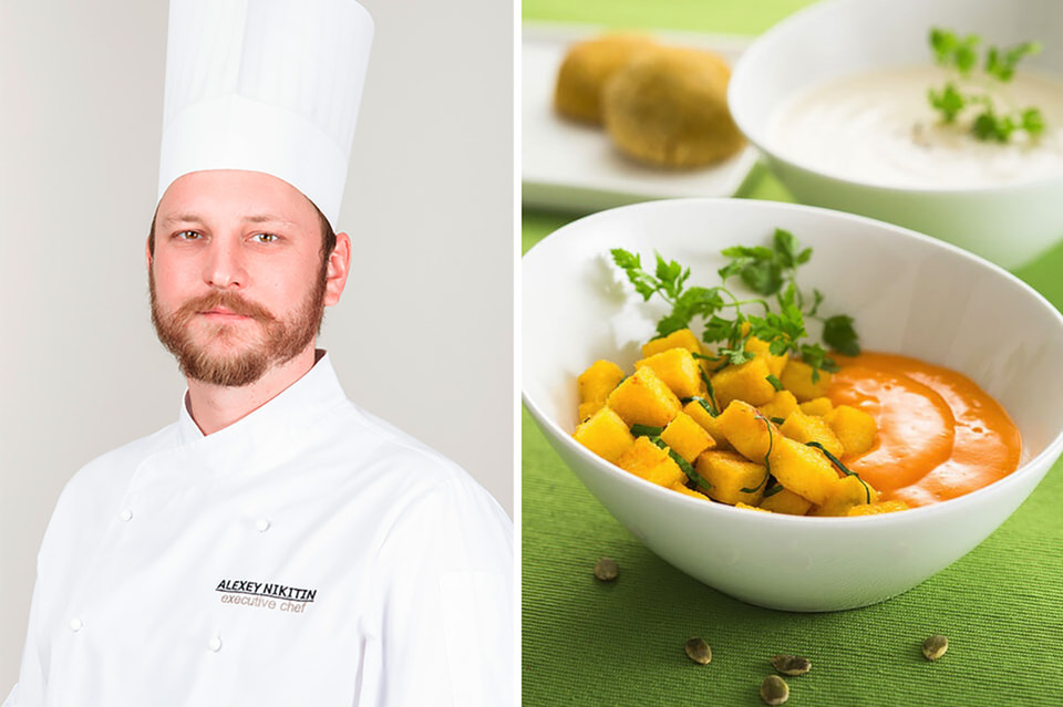 Шеф-повар Verba Cuisine Алексей Никитин считает, что лучшее блюдо для пикника – полента с овощами