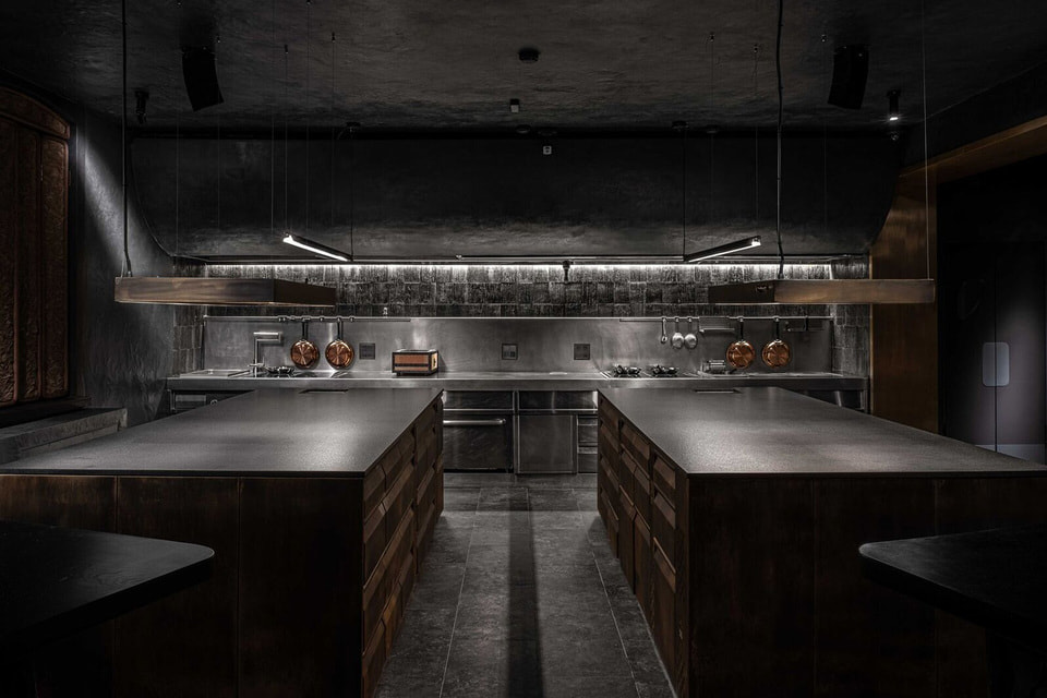 Лаборатория ресторана Artest