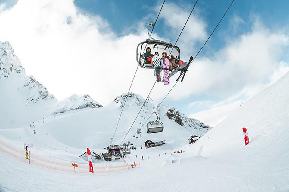 Купить сезонный ски-пасс по предпродаже можно только в онлайн-магазине курорта
