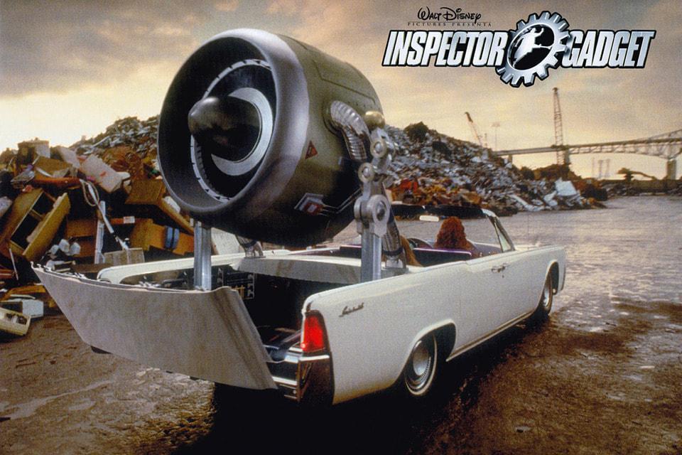 «Инспектор Гаджет» (1999 г.)