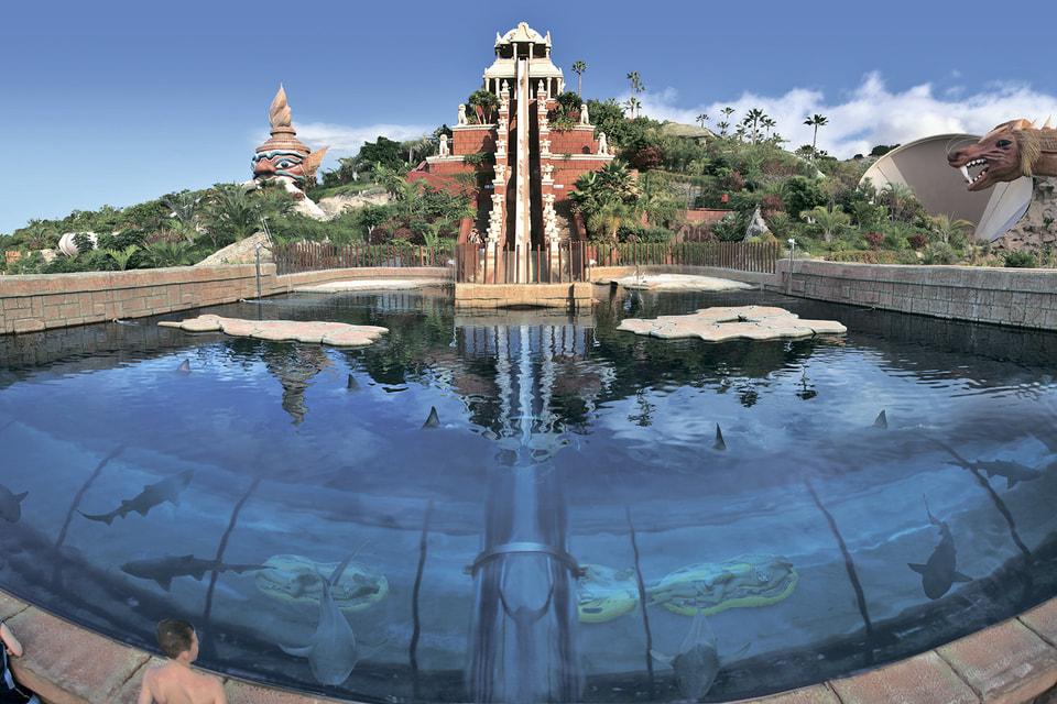 «Siam Парк», Канарские острова