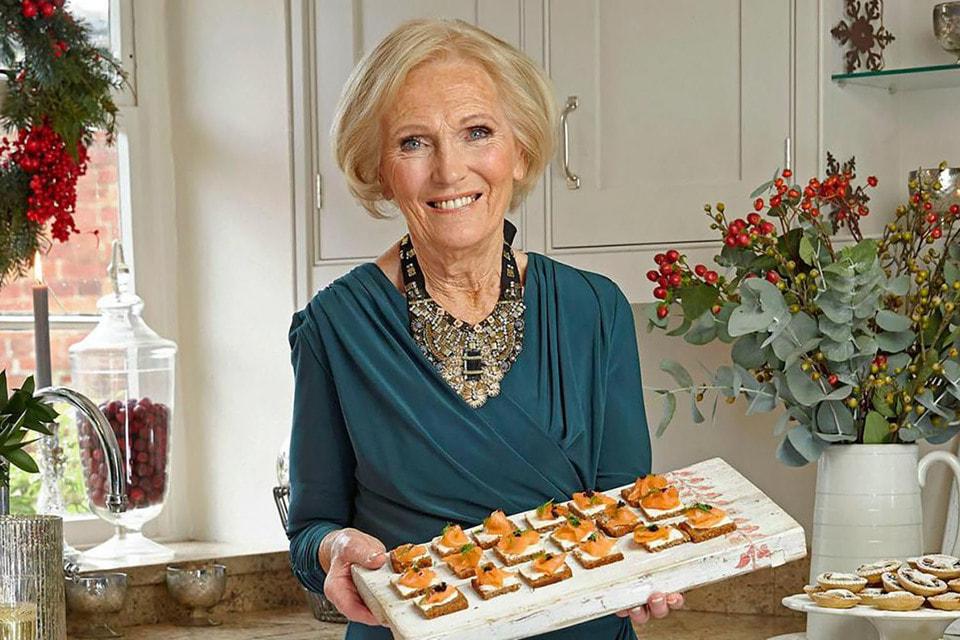 Мэри Берри, автор «Библии выпечки»