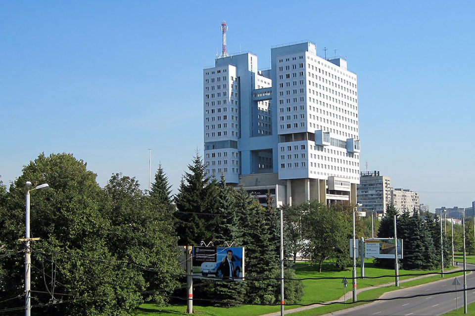 Дом Советов в Калининграде сегодня