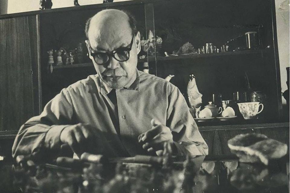 Галдан Ленхобоев, исследователь ипрактик тибетской медицины