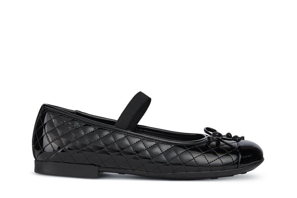 Туфли в стиле Mary Jane из новой детской коллекции Geox