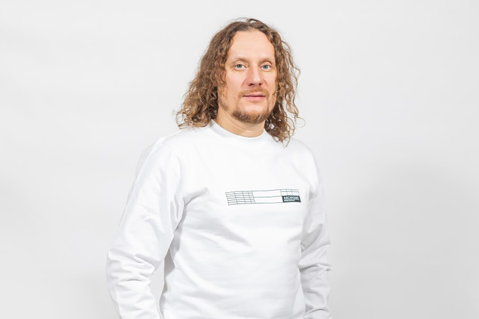 Валерий Лизунов, основатель бюро Archpoint