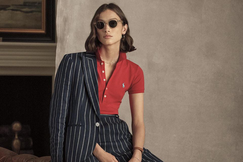 В новом бутике в Санкт-Петербурге можно приобрести вещи из осенне-зимней коллекции Polo Ralph Lauren