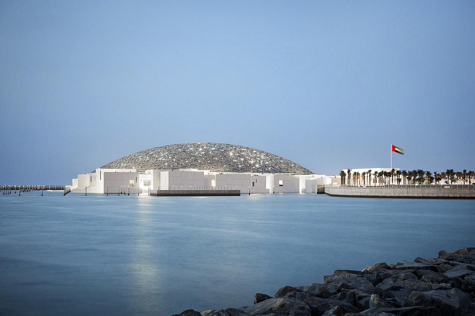 Музей Лувр Абу-Даби признан одной из самых интересных культурных институций мира