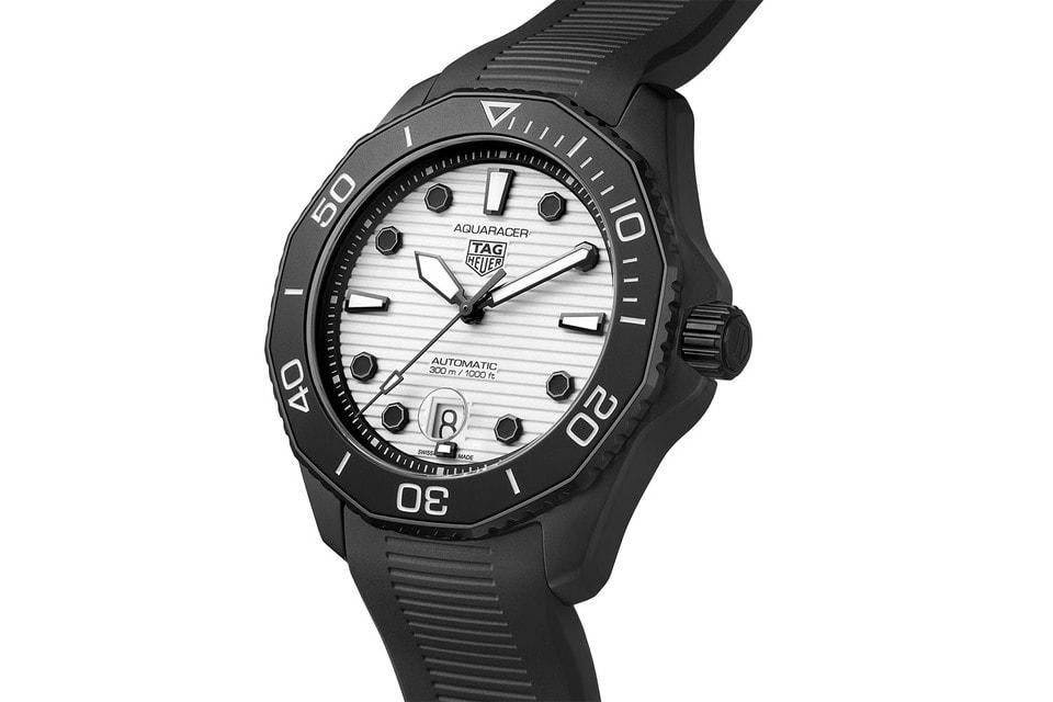 Aquaracer Professional 300 Night Diver – современная, лимитировання версия часов TAG Heuer, популярных в 1980-ые годы