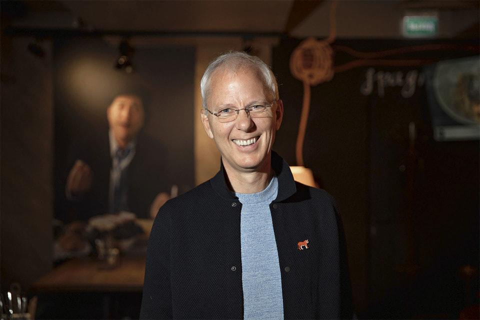 Сооснователь ресторанного холдинга «Тигрус» Хенрик Винтер назвал свою компанию в честь амурского тигра