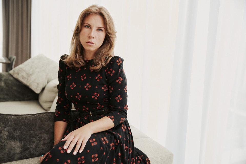 Полина Бондарева, основатель и гендиректор проекта Masters