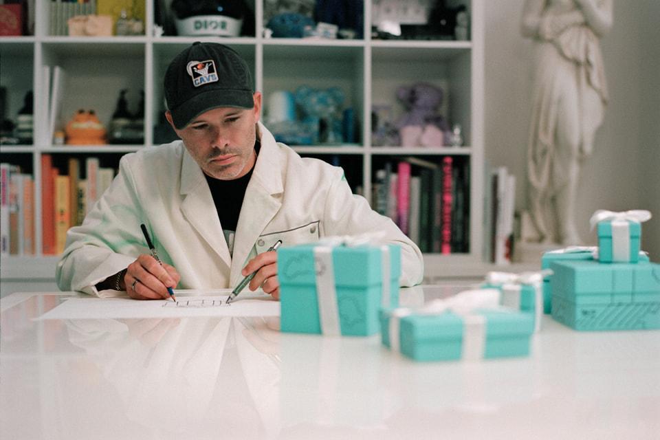 Дэниел Аршам известен своими громкими проектами с модными брендами, но с Tiffany & Co. работает впервые