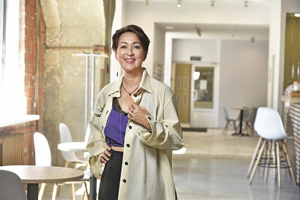 Аделина Амлинская, основатель Smart Forum Women