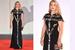 Актриса Виржини Эфира в платье и в серьгах Louis Vuitton и в браслете Cartier