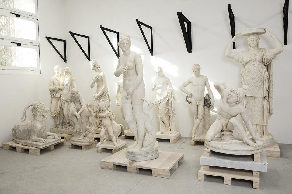 Bvlgari активно участвует в проектах по сохранению памятников Вечного города