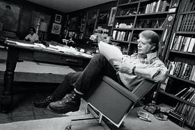 Моду на джинсы среди первых лиц США ввел Джимми Картер