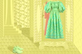 Виртуальная одежда в виртуальной примерочной:таковы новые реалии модной индустрии. И это уже никого не удивляет.