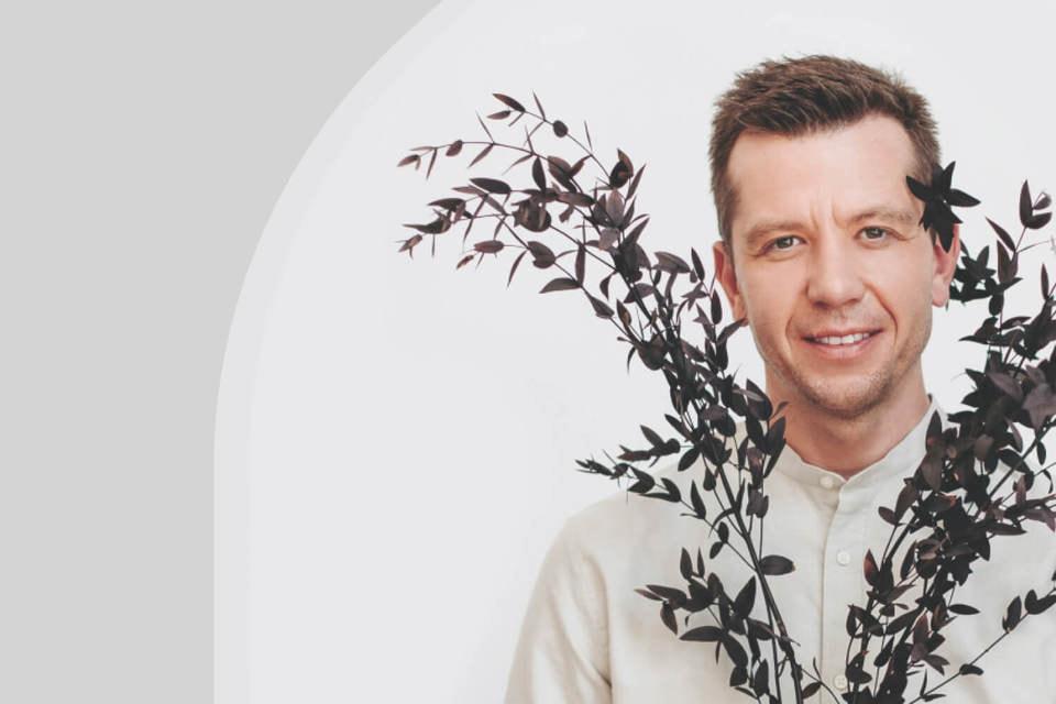 Максим Журило, сооснователь школы бега ILOVERUNNING