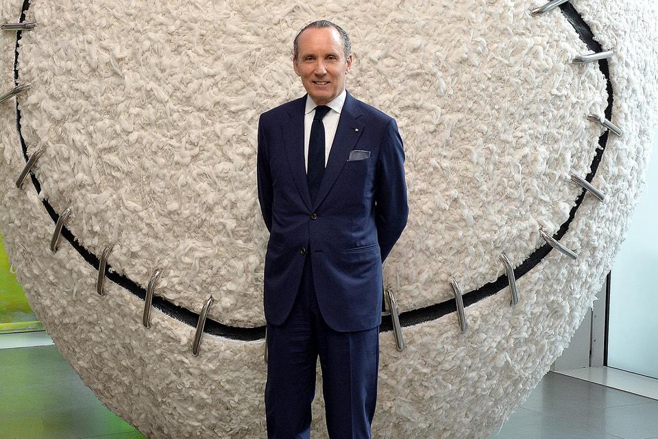 Эрменеджильдо Дзенья, исполнительный директор Ermenegildo Zegna Group