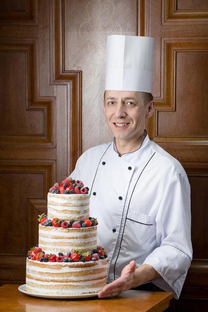 Дмитрий Шибков, шеф-кондитер «Гранд Отеля Европа»