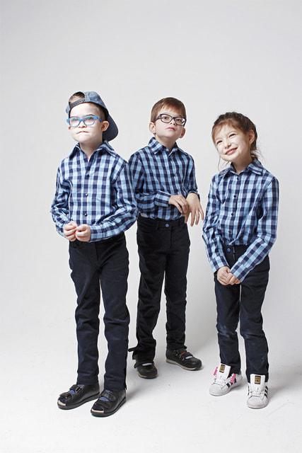 Be easy kid производит одежду для детей с ДЦП