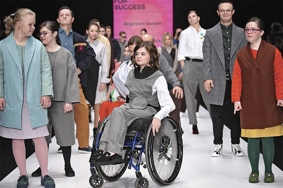 Участница проекта Bezgraniz Couture