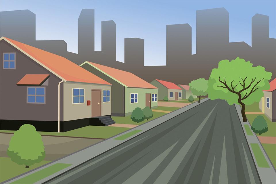 Пандемия подстегнула спрос на загородные дома, но массового оттока из мегаполисов эксперты не ожидают
