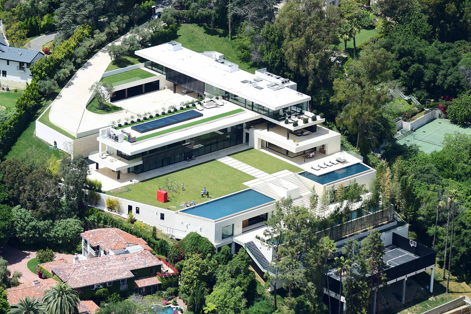 Дом Бейонсе Ноулз ($88 млн)