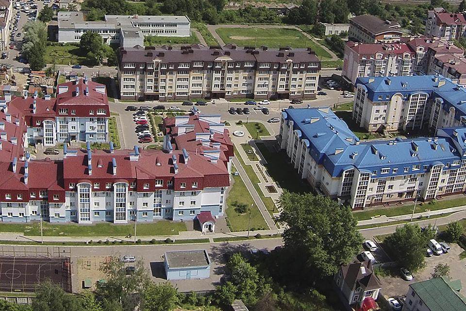 Сергиев Посад – один из числа городов, которые считаются привлекательными для москвичей