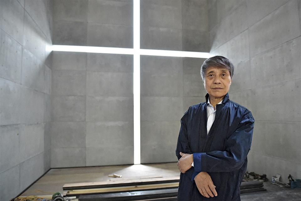 Архитектор Тадао Андо