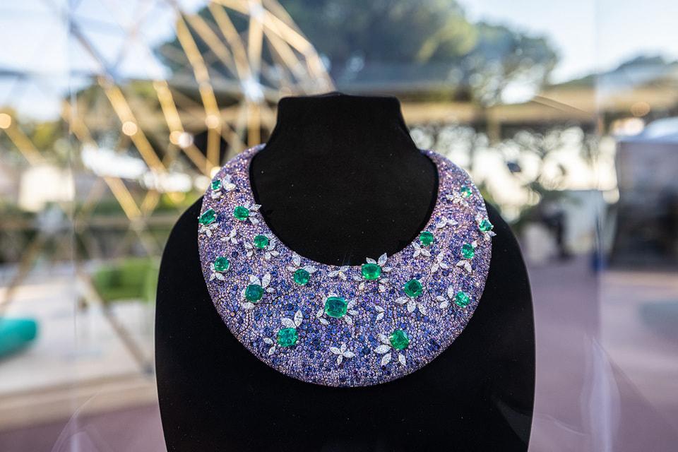 Колье-воротник Fawaz Gruosi High Jewellery