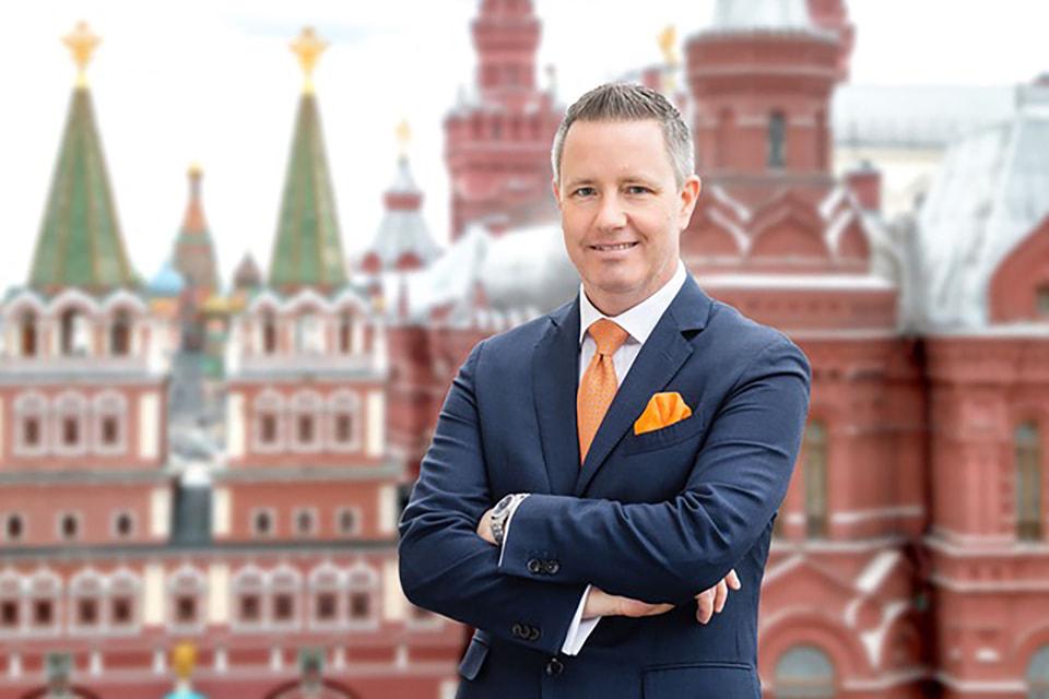 Рето Мозер, новый руководитель Four Seasons Hotel Moscow