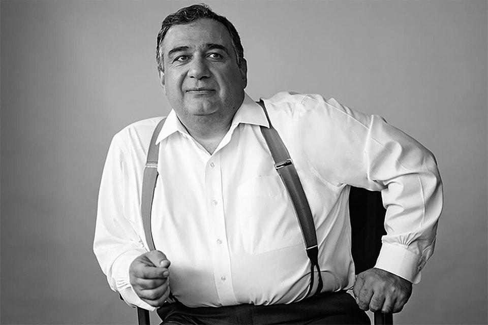 Социальный предприниматель, основатель Noodome Рубен Варданян