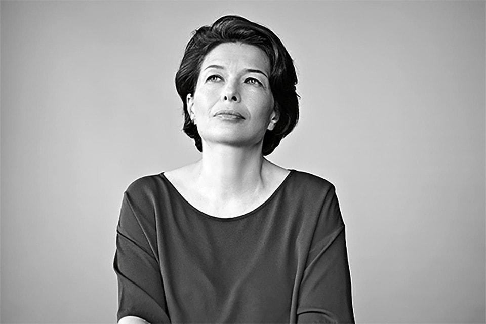 Супруга Рубена Варданяна, сооснователь Noodome Вероника Зонабенд
