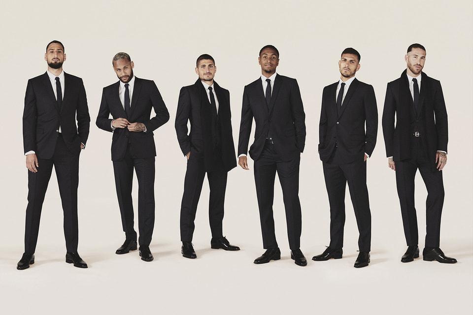 Футболисты клуба Paris Saint-Germain будут появляться на официальных мероприятиях только в одежде Dior Homme