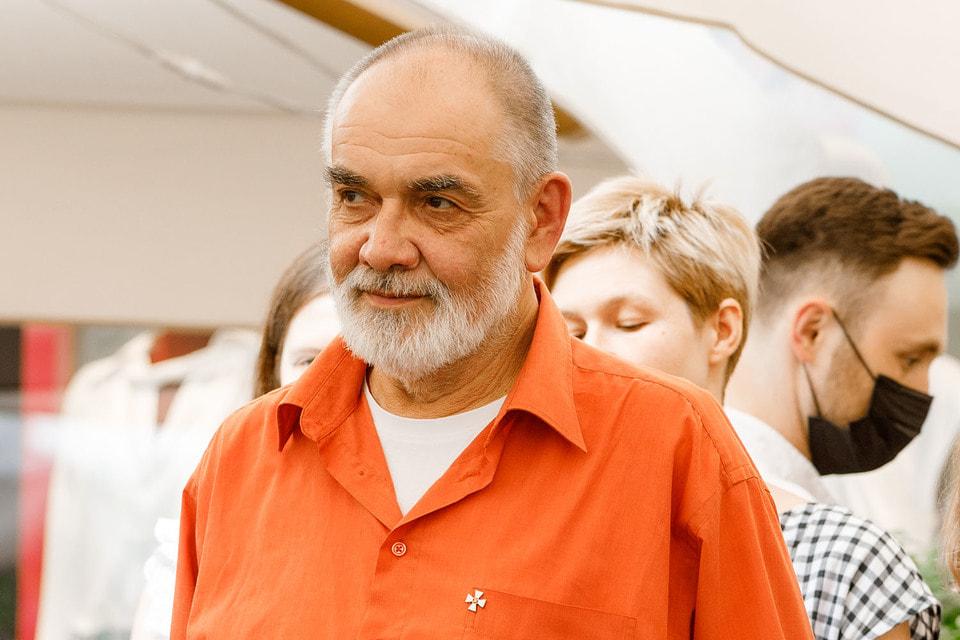 Андрей Филиппов, один из лидеров новой волны московскогоконцептуализма