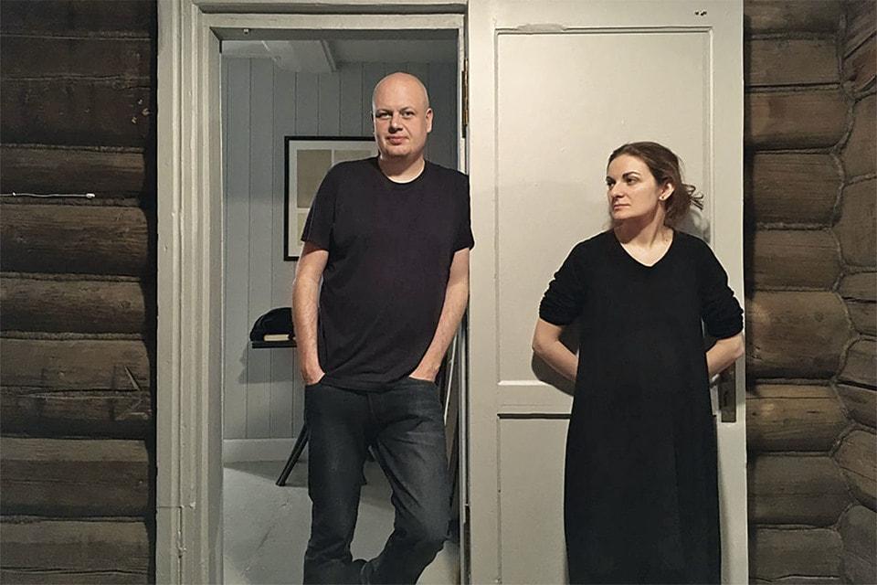 Хозяева дома – Михаил и Александра