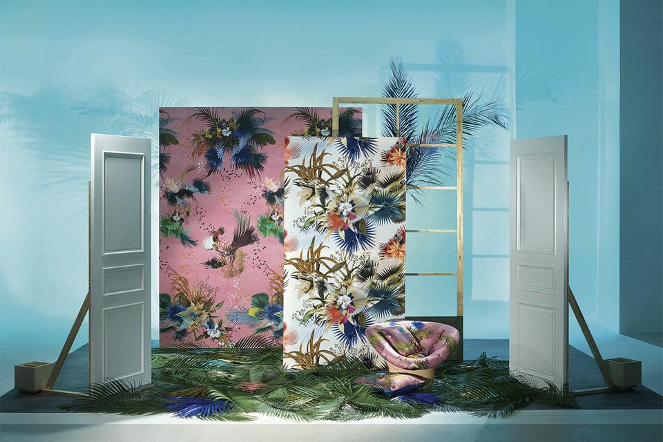 Цветочные мотивы от Christian Lacroix