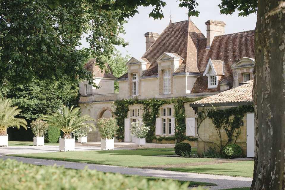 Chateau Rauzan-Segla в Бордо