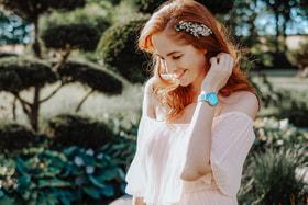 Rado является партнером организации Great Gardens of the World («Великие сады мира») и новую серию женских часов в бренде посвятили этому проекту