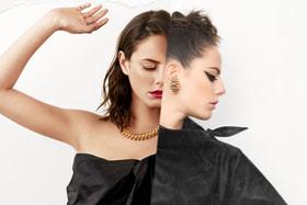 Коллекция Clash de Cartier создана для женщин, чей стиль далек от консервативной классики