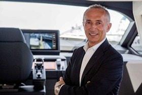 Альберто Галасси, CEO Ferretti Group, может похвастаться тем, что у него работа мечты: он создает яхты